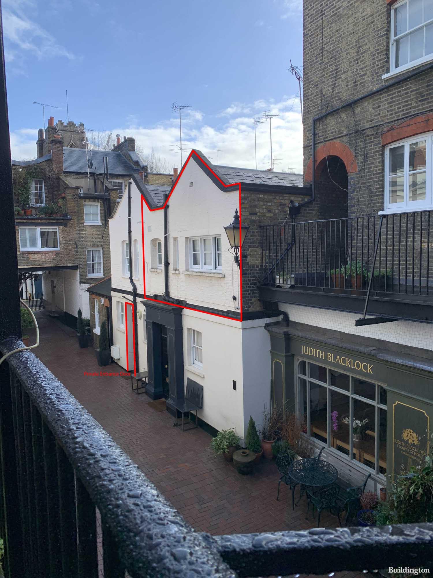 Kinnerton Place South development by VOZA Developments in Knightsbridge, London SW1X.