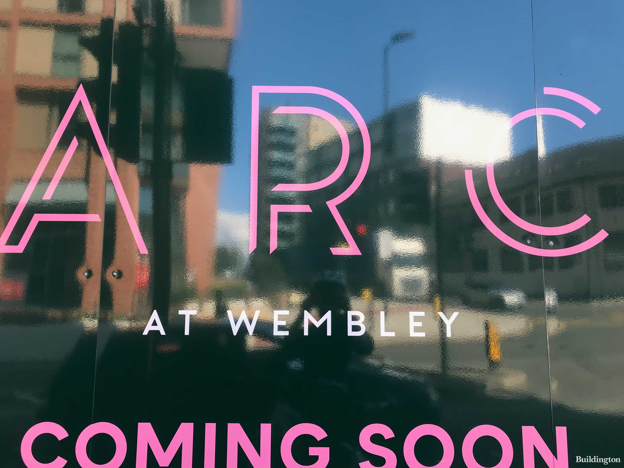 ARC at Wembley - coming soon! The development on South Way in Wembley HA9.