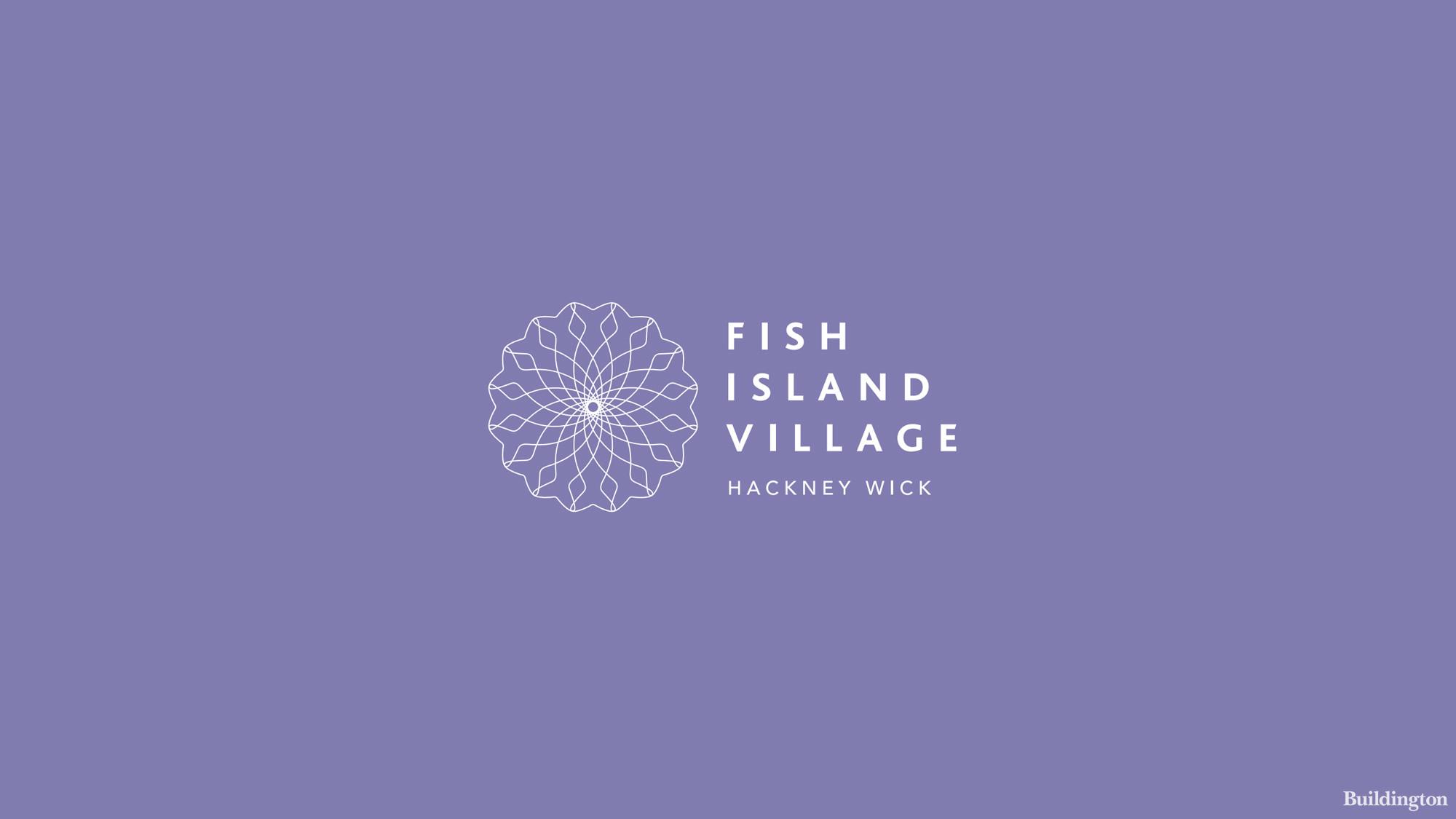 Fish Island Village development logo