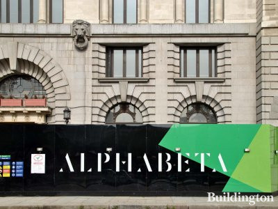 Alphabeta Building in September 2013.
