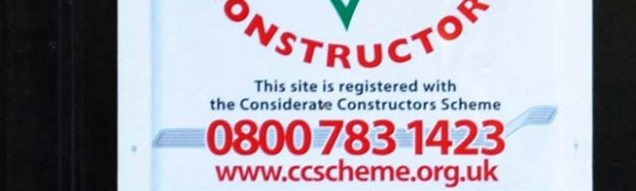 Drapers Gardens - Considerate Constructions