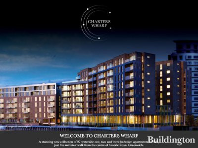 Screen capture of Charters Wharf website at www.charterswharf.co.uk