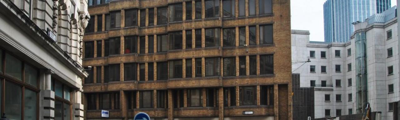 1 Liverpool Street building