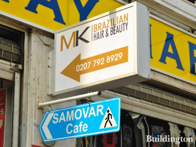 Samovar Cafe on Queensway