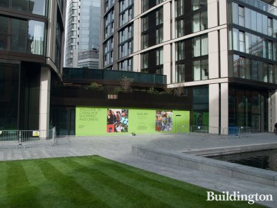 Retail units from 1,100sq ft - 5,800 sq ft at 3 Merchant Square.