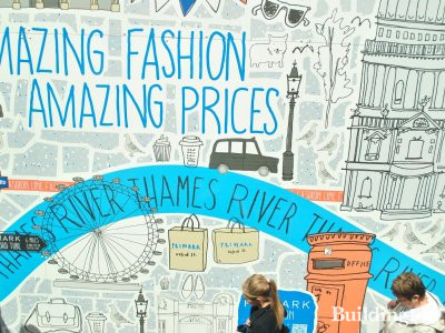 The new Primark fashion store is opening here on 20 September 2012. 18-24 Oxford Street
