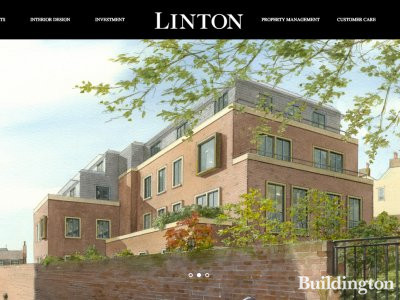 New End development on Linton website www.thelintongroup.co.uk