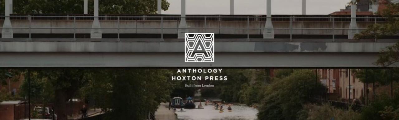 Hoxton Press on Anthology website Anthology.london