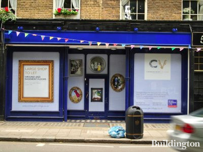 Shop to let by Briant Champion Long