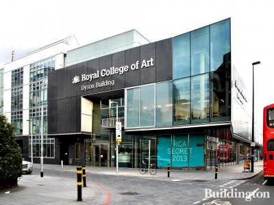 Royal College of Art Dyson Building