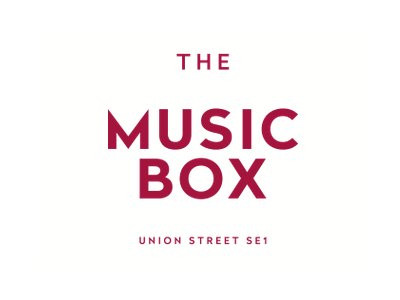 The Music Box www.themusicboxse1.com