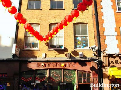 23 Gerrard Street in London W1