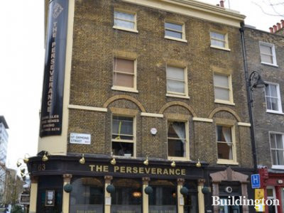 The Preservance at 63 Lamb's Conduit Street