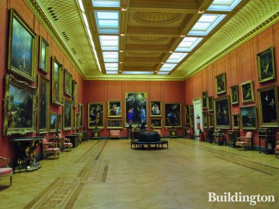 The Great Gallery at Hertford House