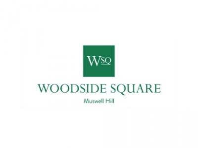 Woodside Square development by Hill