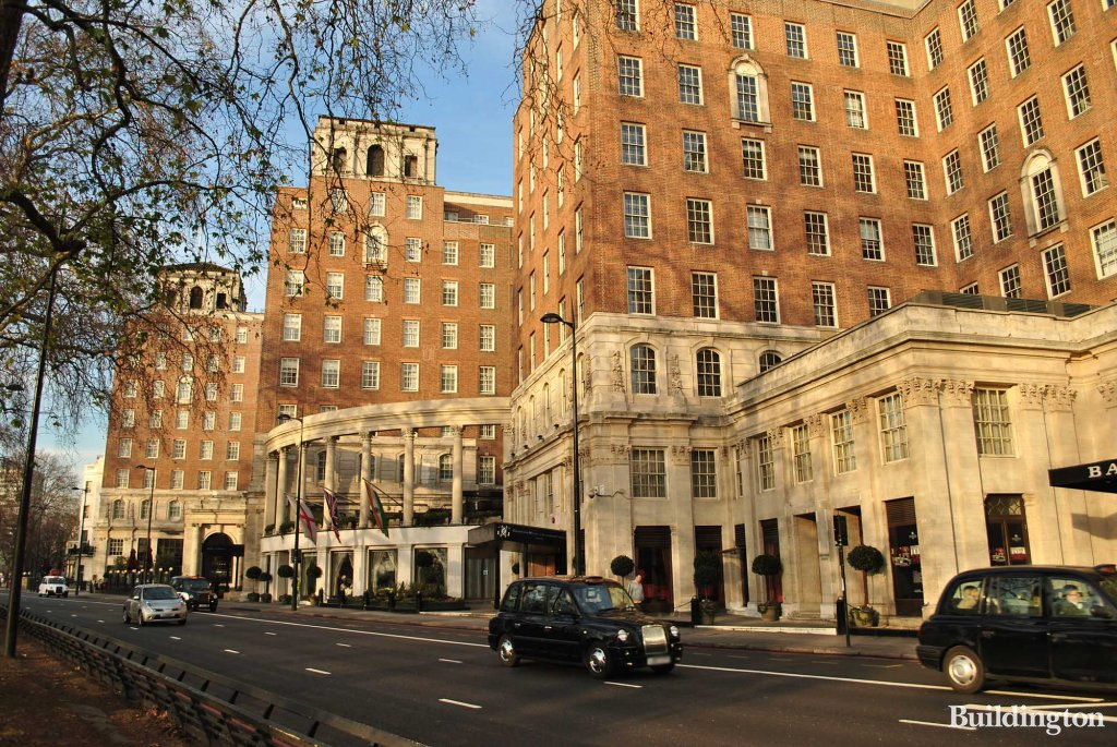 Grosvenor House Park Lane W1k 7tn Buildington