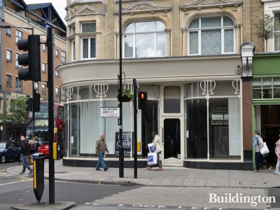 112 Westbourne Grove. The ground floor premises are available to let in May 2014 by Orme