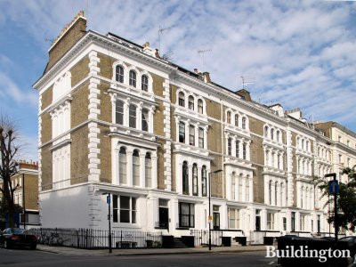 1 Leinster Square in Bayswater, London W2.
