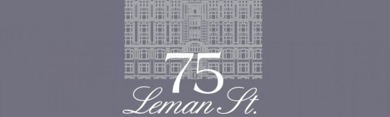 75 Leman Street www.berkeleygroup.co.uk