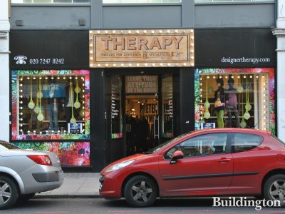 Therapy at 58 Commercial Street.