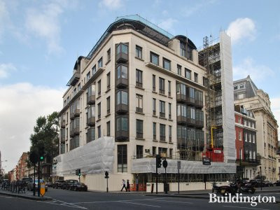 30 Berkeley Square in October 2013.