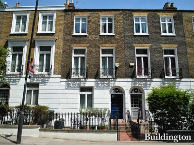 96 Campden Hill Road in Kensington, London W8