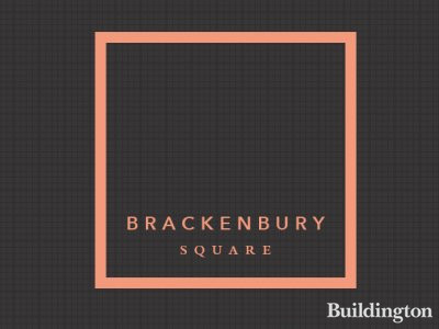 Brackenbury Square in London W12