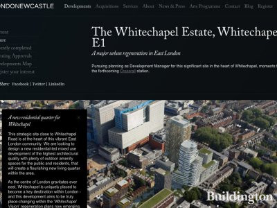 The Whitechapel Estate