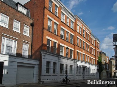 Rectory Chambers in Chelsea.