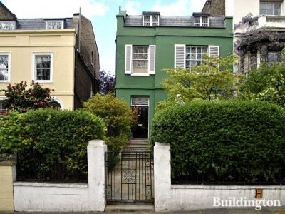 58 Holland Park Avenue, London W11