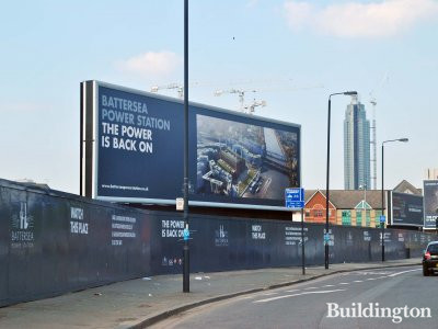 Battersea Power Station - The Power is Back On