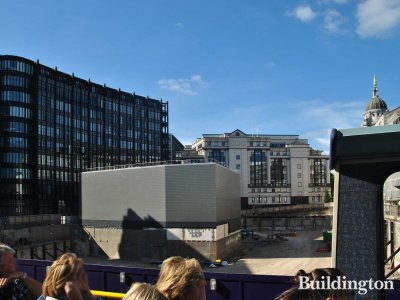 1&2 New Ludgate development site in June 2013.
