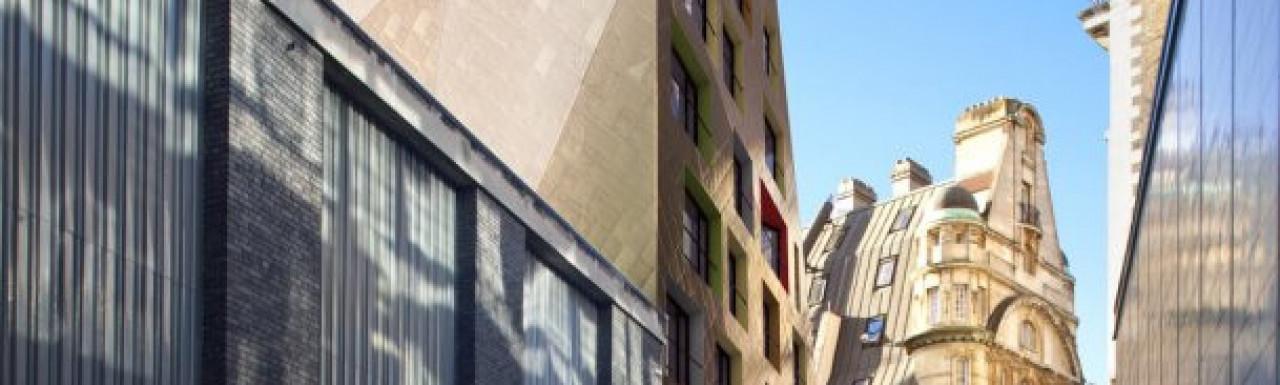 CGI of Fisher Street development.