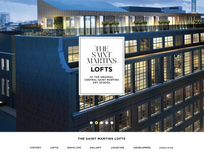 The Saint Martins Lofts