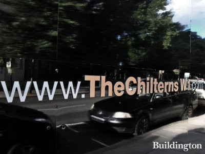 More details of The Chilterns development at www.thechilternsw1.com.