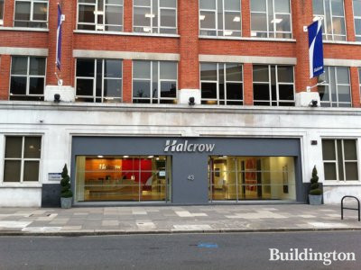 Halcrow Group Ltd. offices at Elms House.