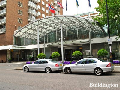 Radisson Blu Portman Hotel in Marylebone, London W1.