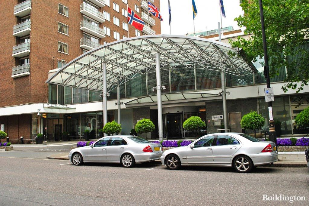 Radisson Blu Portman Hotel Portman Square W1h 7bg