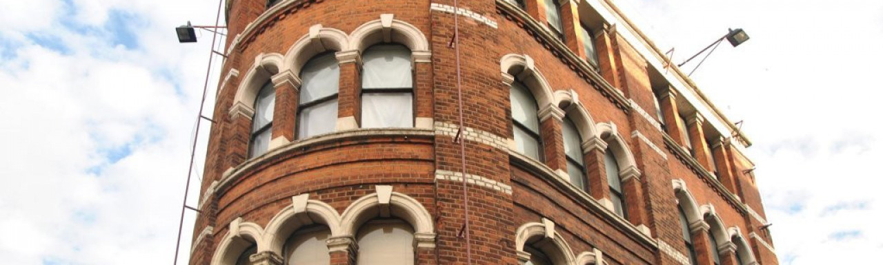 10 Great Eastern Street building in Shoreditch.