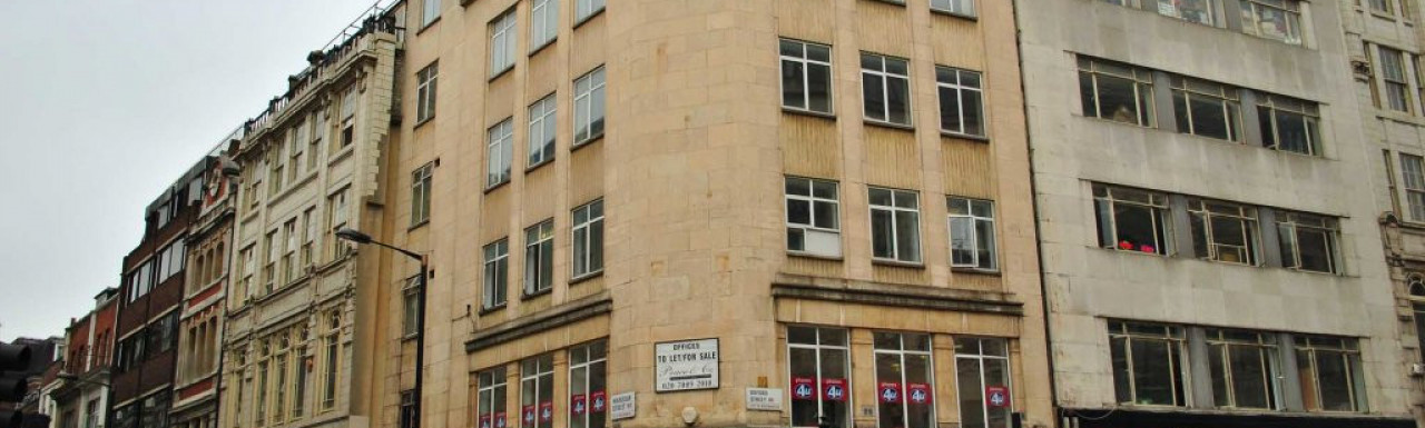 127 Oxford Street