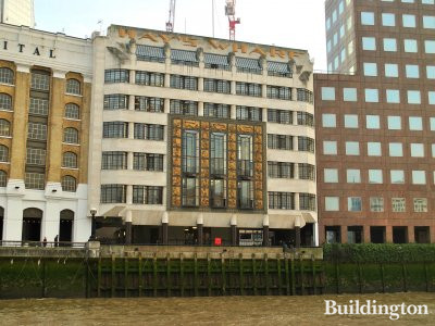 St Olaf House at Hay's Wharf.