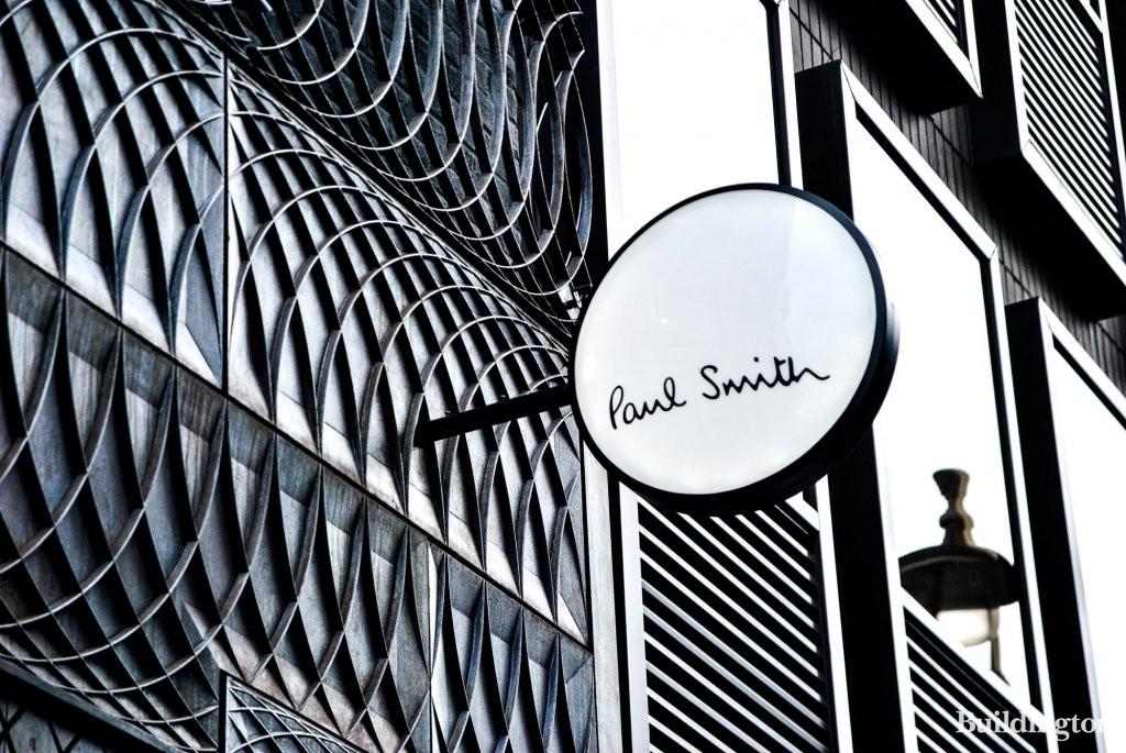 Paul Smith At 9 Albemarle Street
