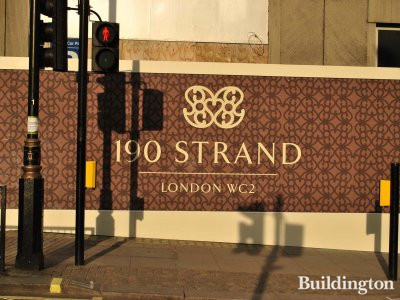 190 Strand residential development