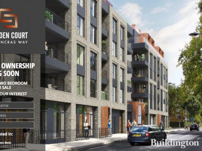 Affordable homes are offered under Camden Court brand by Newlon