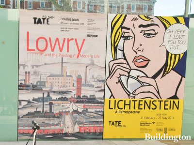Tate Britain Lowry and the Painting of Modern Life