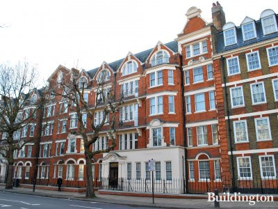 Hanover Gate Mansions