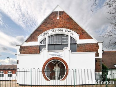 Sadhu Vaswani Centre in Cricklewood