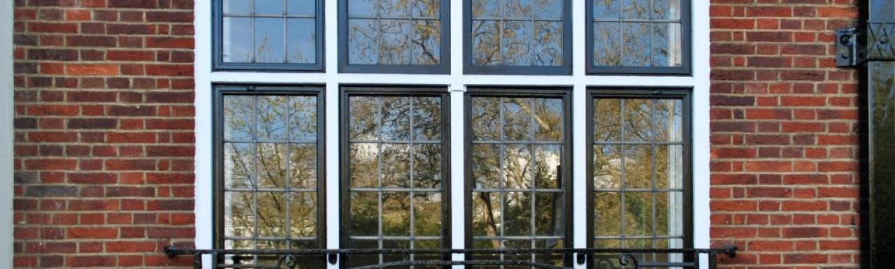 Dorchester Court window