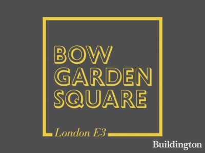 Bow Garden Square by Telford Homes