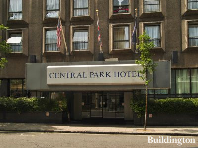Central Park Hotel at 49-67 Queensborough Terrace